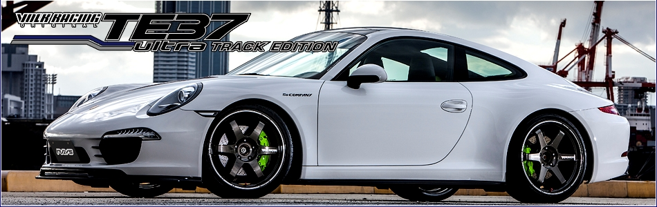 VOLK RACING TE37 ULTRA TRACK EDITION